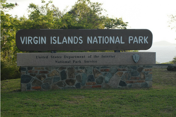 US Virgin Islands By F H Mira
