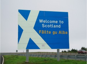 Places to Visit when in Scotland