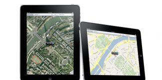 google-maps-ipad