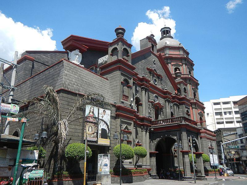 Minor_Basilica_Saint_Lorenzo_Ruiz_Binondo_Landmark