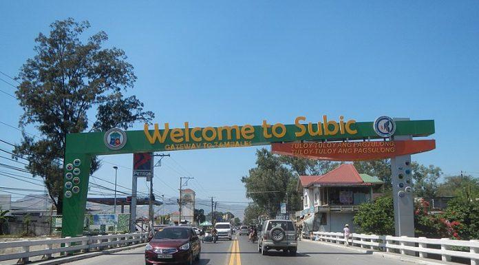 Olongapo_City_Subic_Zambales_Roads_Landmarks