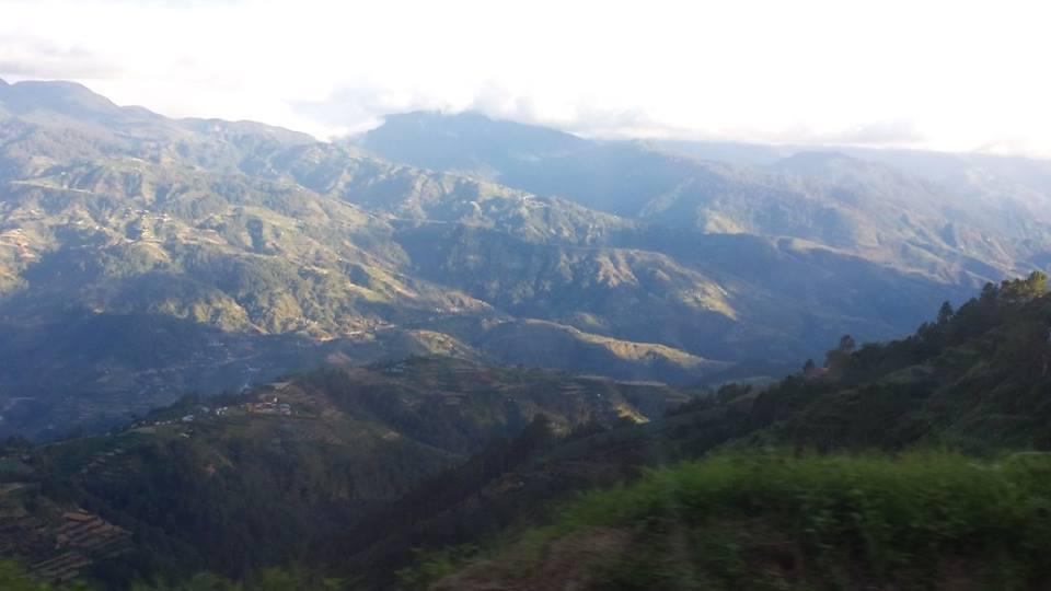 sagada mountains